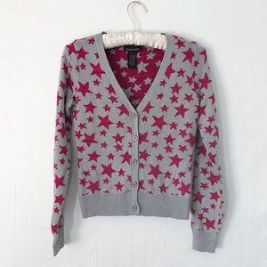 Sweater Project cardigan
